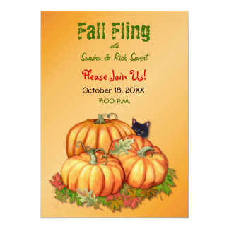 Autumn Bounty Fall Fling Card
