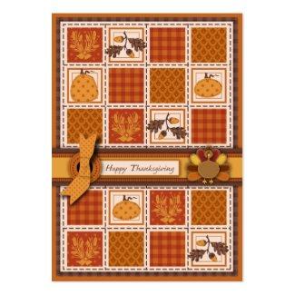 Autumn Bounty Gift Tag profilecard