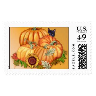 Autumn Bounty Postage