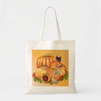 Autumn Bounty Tote Bag