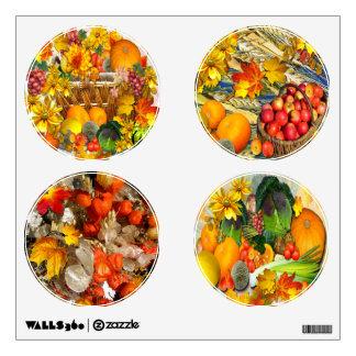 Autumn Bounty ~ Wall Decals
