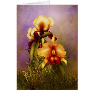 Autumn Bouquet Greeting Card
