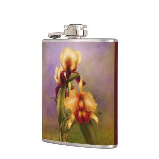 Autumn Bouquet Hip Flasks