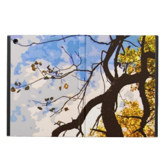 Autumn Branches Abstract iPad Air Case