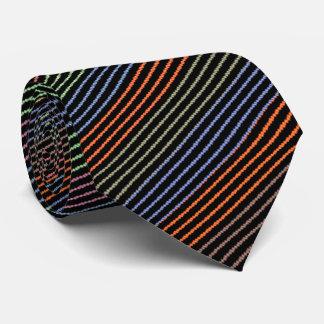 Autumn Breeze Stripe Tie