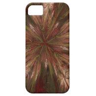 Autumn Burst Fractal iPhone 5 Cover