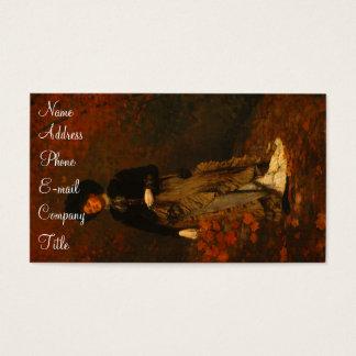 'Autumn' Business Card