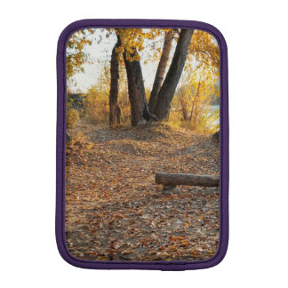 Autumn by the River iPad Mini Sleeves