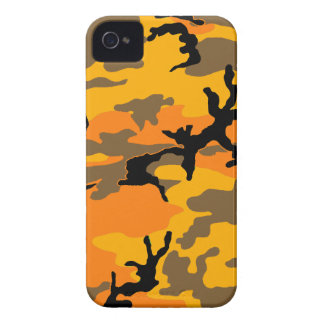 Autumn Camouflage iPhone 4 Cover