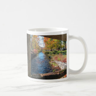 Autumn Canal ~ mug