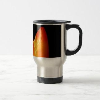 Autumn Candle Glow Travel Mug