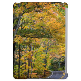Autumn Canopy Of Color Along Highway 41 iPad Air Case
