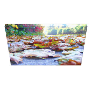 Autumn Gallery Wrapped Canvas