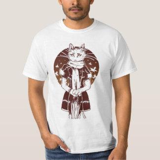 Autumn Cat Character Shirt