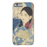 Autumn Child and Full Moon iPhone 6 case