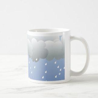 Autumn Classic White Coffee Mug
