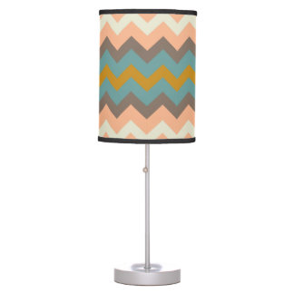 Autumn Color Scheme Table Lamp