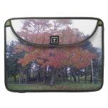 Autumn colored Tree MacBook Pro Sleeve