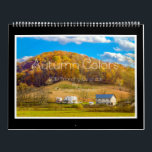"""Autumn Colors 2019 Calendar By Thomas Minutolo<br><div class=""""desc"""">I love to capture the Autumn colors in Southwest Ohio and this calendar has many of my favorites over the last several years. I hope that you like it!</div>"""