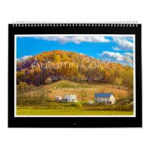 Autumn Colors 2019 Calendar By Thomas Minutolo