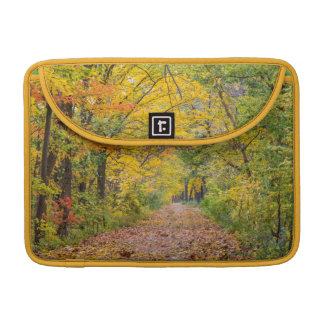 Autumn Colors At Independence State Park Sleeves For MacBook Pro