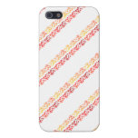 Autumn Colors Fall Leaves Pattern iPhone 5/5S Case
