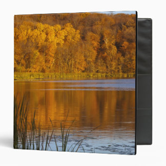 Autumn colors in Maplewood State Park near 3 Ring Binder