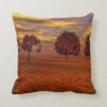 Autumn Colors Maple Trees Art Gifts Pillow