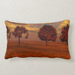 Autumn Colors Maple Trees Art Gifts Throw Pillow