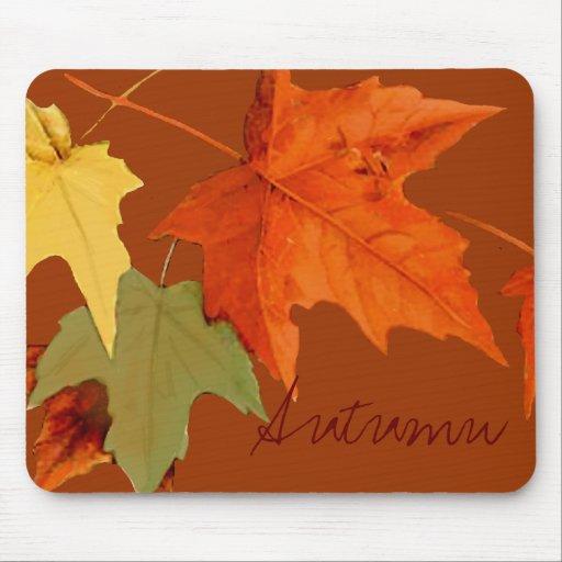 Autumn Colors Mousepad