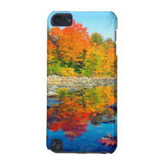 Autumn Colors reflecting in a stream in Vermont iPod Touch 5G Cover