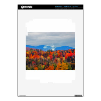 Autumn Colors Skins For iPad 3