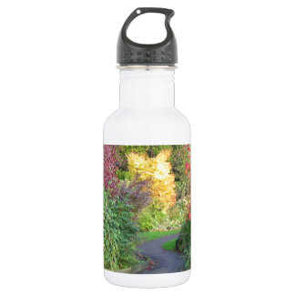 Autumn Colors Stainless Steel Water Bottle