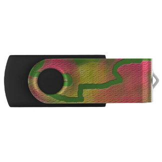 Autumn colours flash Drive Swivel USB 2.0 Flash Drive
