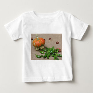 Autumn composition baby T-Shirt