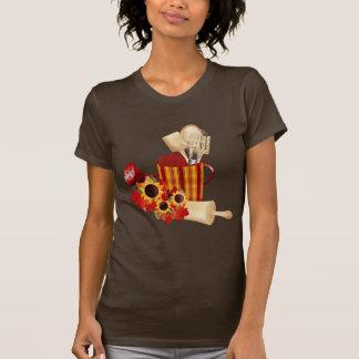 Autumn Cooking Utensils T-Shirt