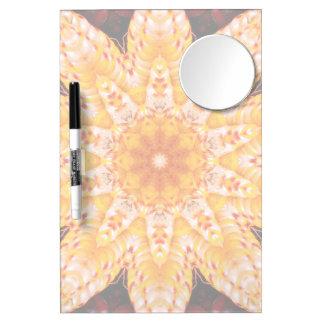 Autumn Corn Flower Dry-Erase Whiteboards