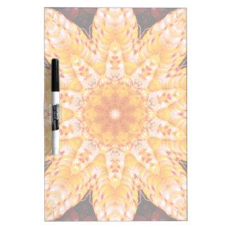 Autumn Corn Flower Dry-Erase Board