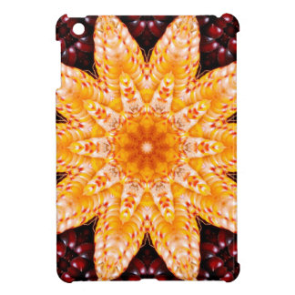 Autumn Corn Flower iPad Mini Cover