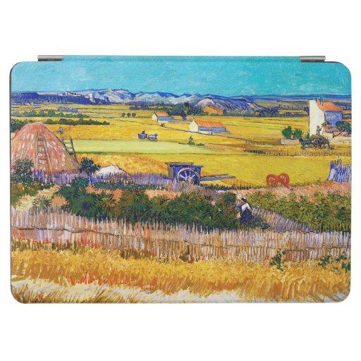 Autumn Countryside, Van Gogh iPad Air Cover