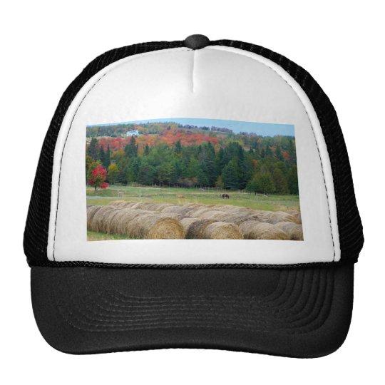 Autumn County Trucker Hat