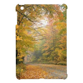 Autumn Crisp Afternoon Vermont iPad Mini Cover