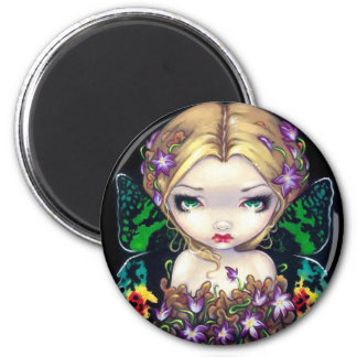 """""""Autumn Crocus Fairy"""" Magnet"""