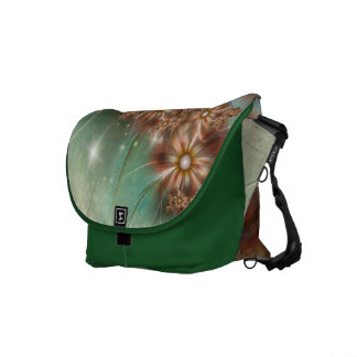 Autumn daisy Rickshaw Messenger Bag
