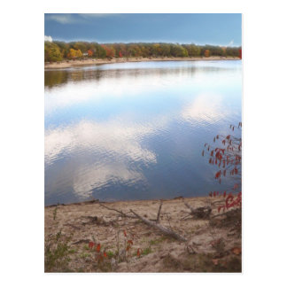 Autumn Day At The Lake 200510 Postcard