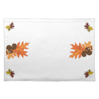 Autumn decor kitchen/dining room cloth place mat