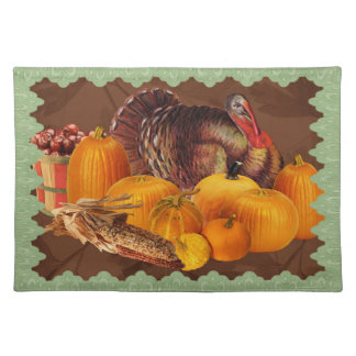 Autumn decor kitchen/dining room placemat cloth place mat