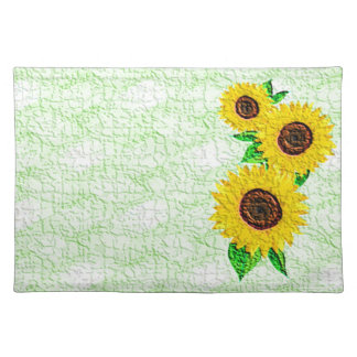 Autumn decor kitchen/dining room placemat cloth placemat