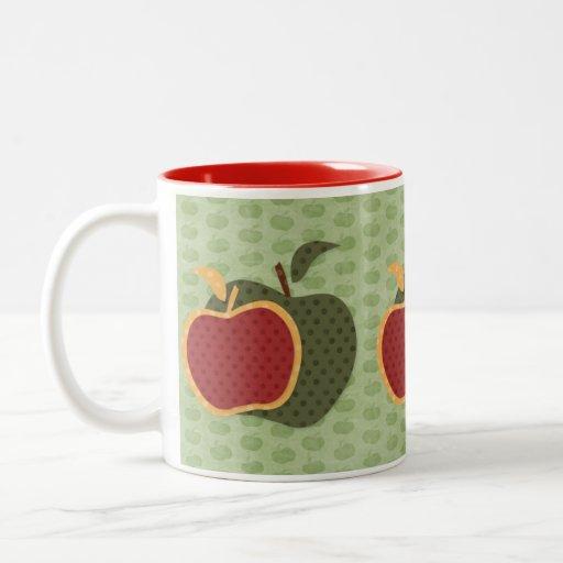 Autumn Decor Kitchen Dining Room Two Tone Coffee Mug Zazzle