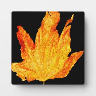 Autumn Decor Plaque